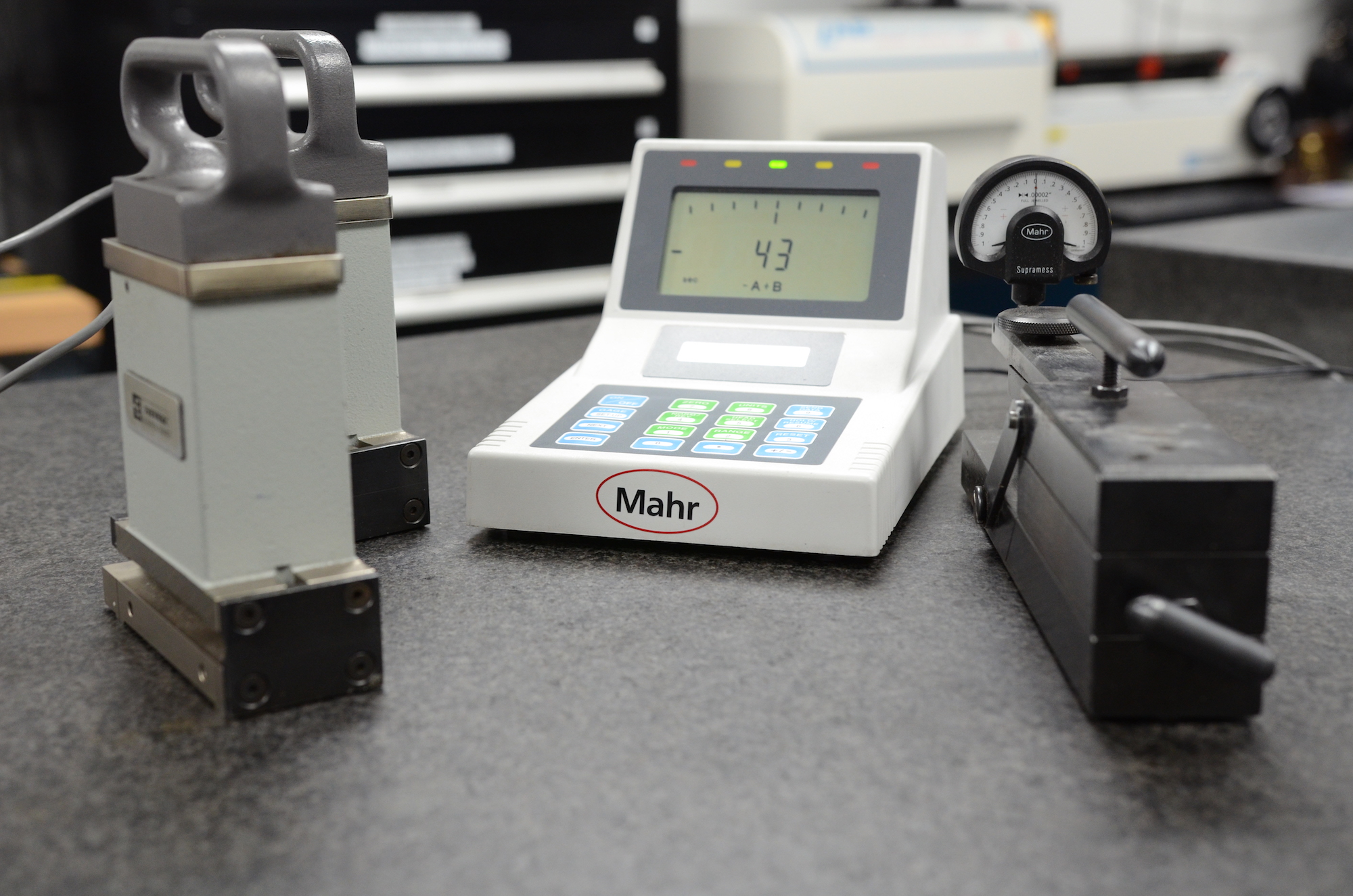 Thermo-Temp Surface Plate Calibration