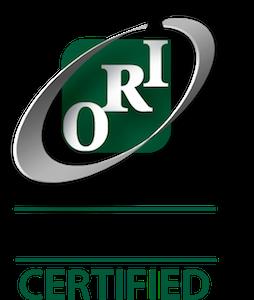 ORI ISO 9001:2015 Certified Logo