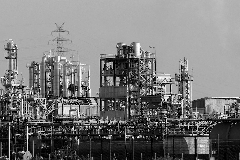 Industries - petrochemical