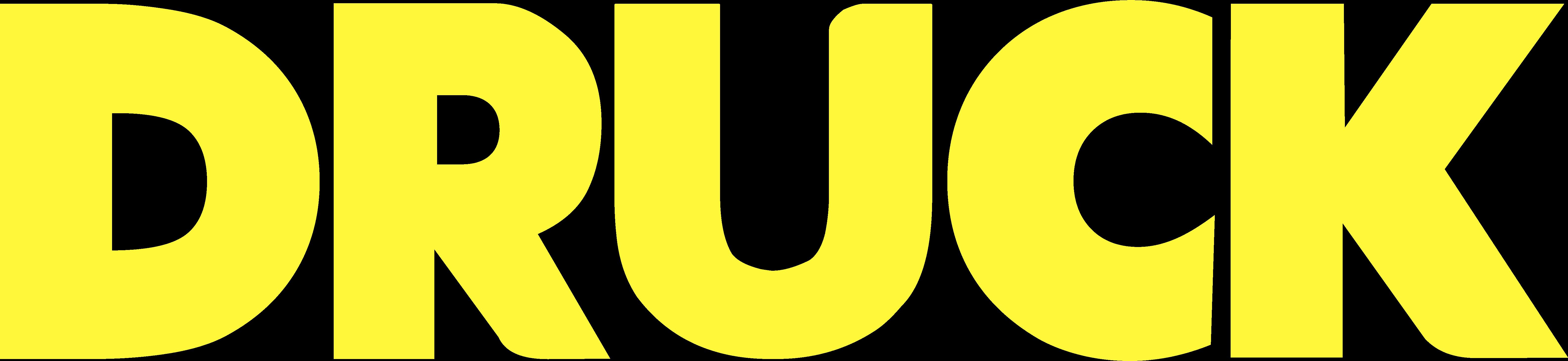 DRUCK Logo