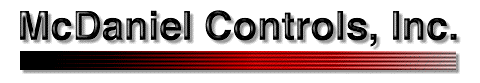 McDaniels Controls Logo