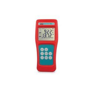 Thermocouple Thermometer Tegam