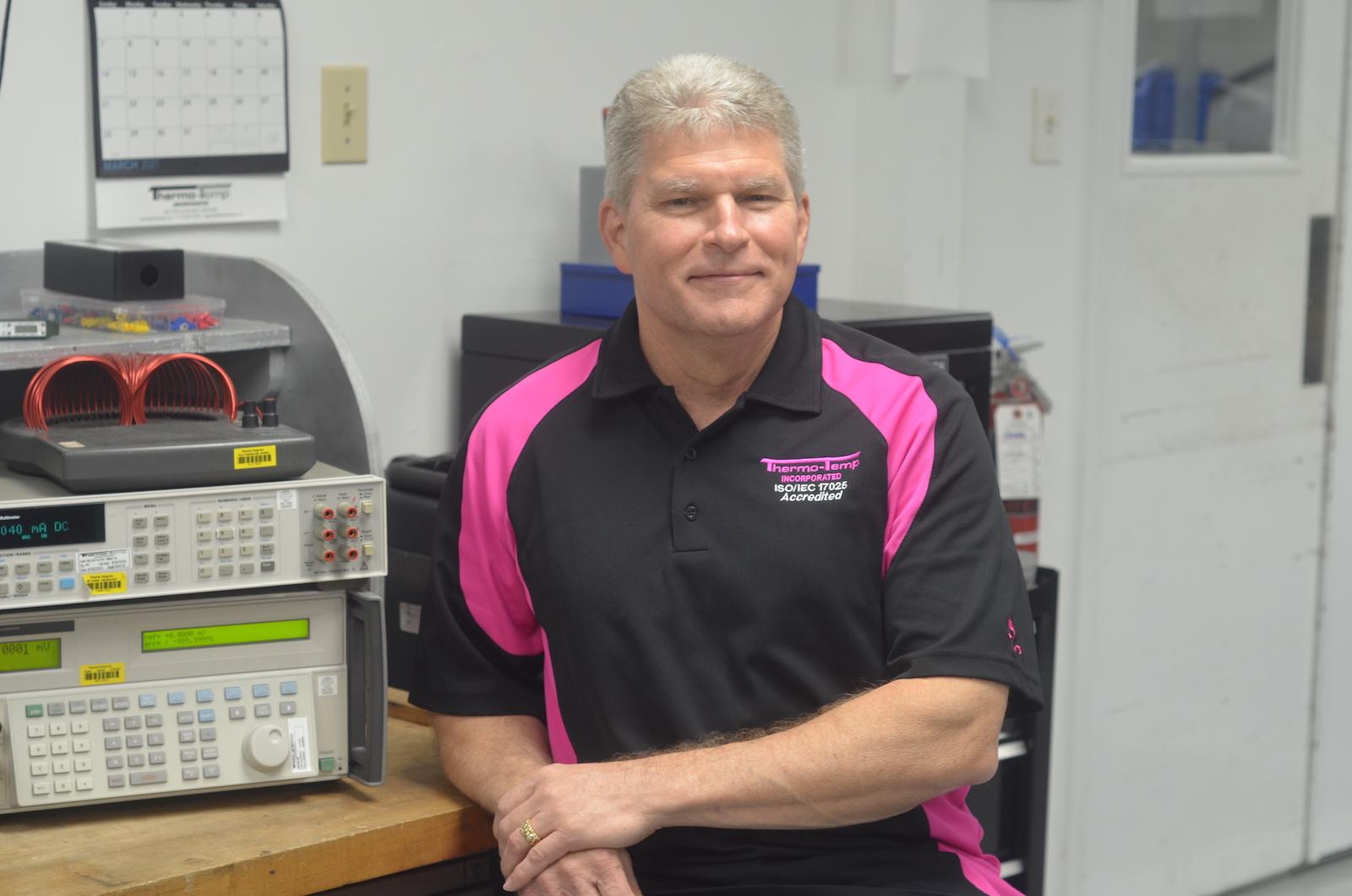 ThermoTemp Inc CEO Chuck Osterhaus